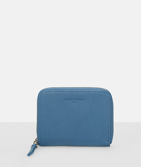 Portemonnaie mit Zipper