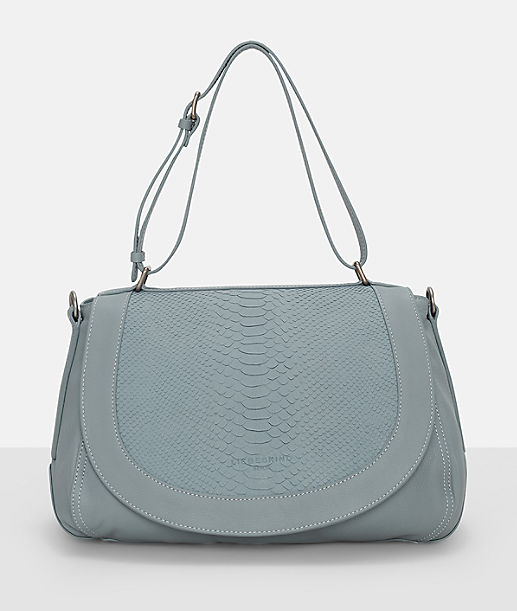 0f3aa463e9 ... Shoulder bag with embossed python from liebeskind ...