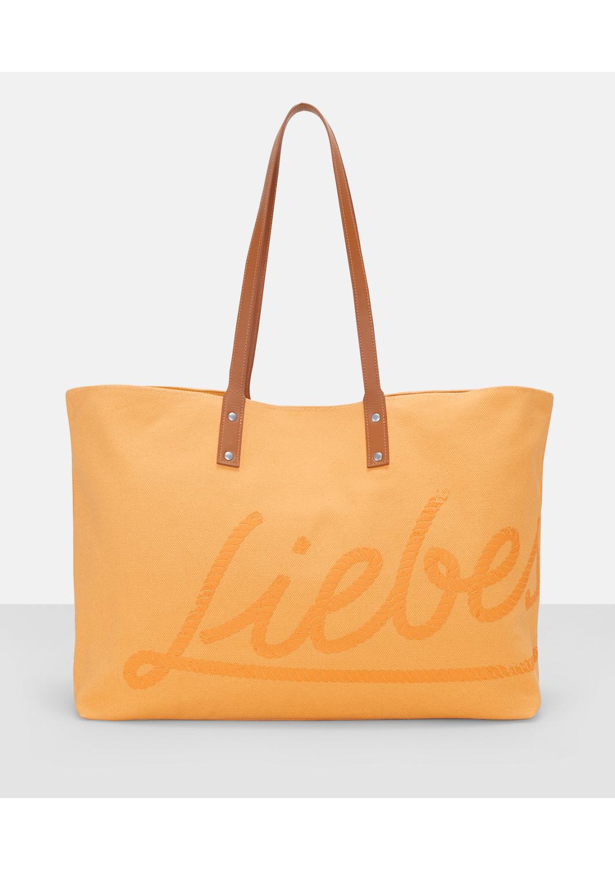 Liebeskind Berlin - Tasche Venezia, Gelb