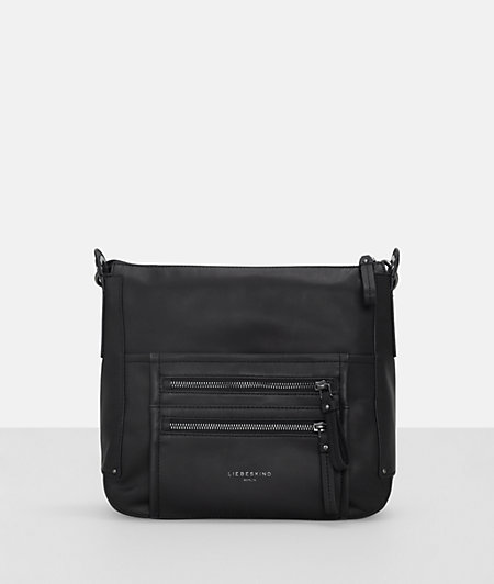 Crossbody Bag mit Zippern