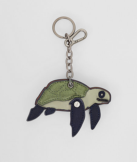 Turtle key ring from liebeskind