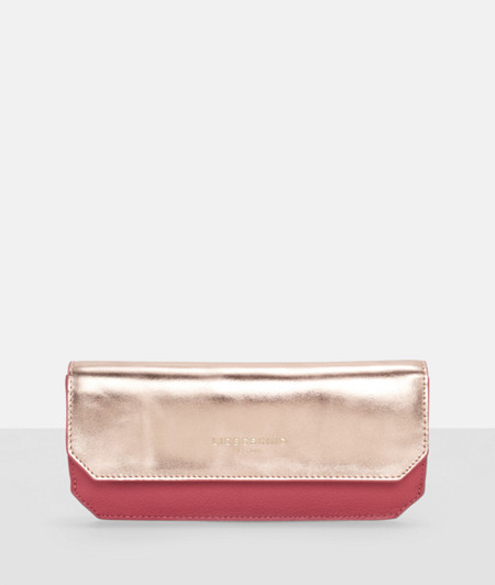 Wallet with metallic effect from liebeskind