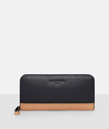 Two-tone purse from liebeskind