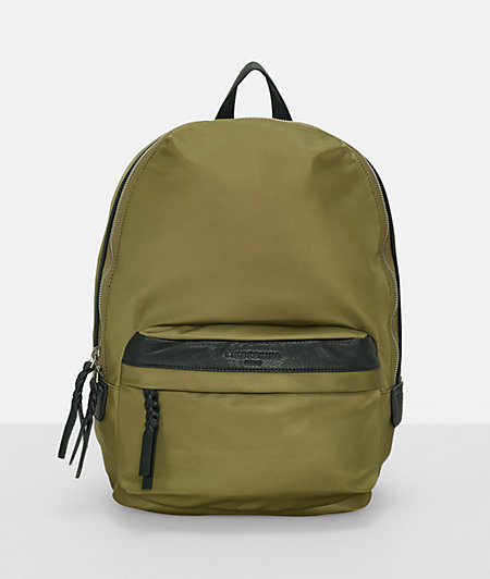 Rucksack in nylon and leather from liebeskind