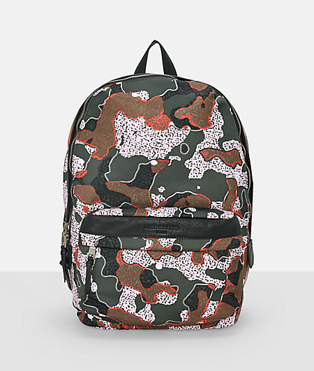 Rucksack in Camouflage