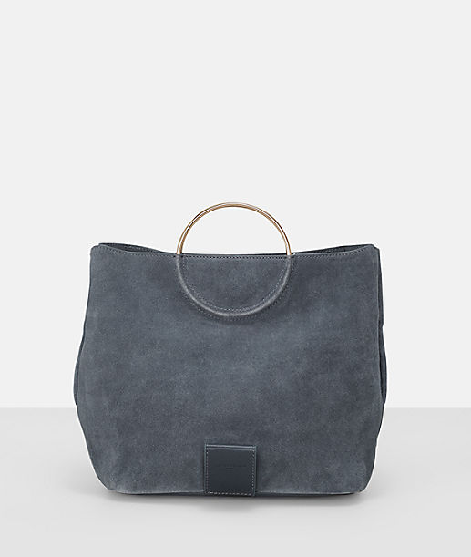 Liebeskind Berlin Shopping Bag - blue grey ORBi5x2Xo