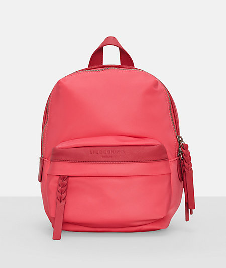 Small rucksack in nylon from liebeskind