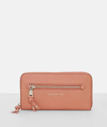 Purse with a zip pocket from liebeskind