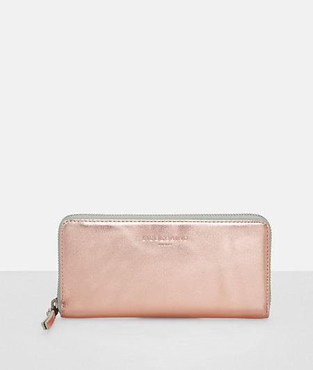 Portemonnaie im Colorblocking