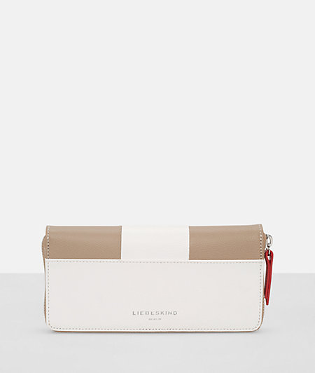 Colour block purse from liebeskind