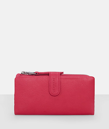 Purse with a soft texture from liebeskind