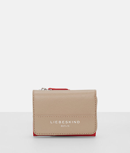 Purse with a colour block effect from liebeskind