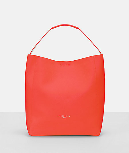 Pebbled leather shopper bag from liebeskind