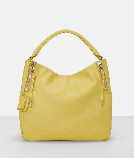 Shoulder bag with zip details from liebeskind