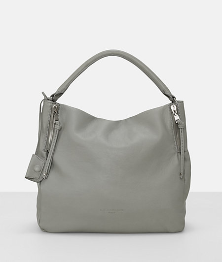 Shoulder bag with zip details from liebeskind