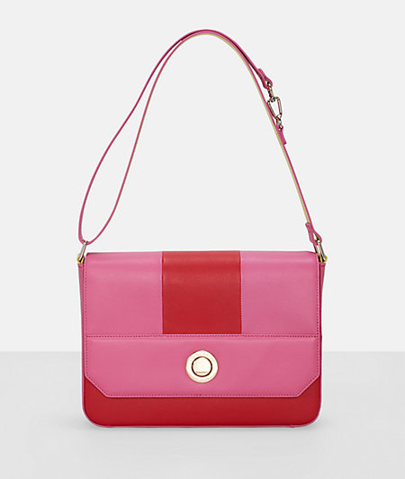 Cross-body bag in a colour block look from liebeskind