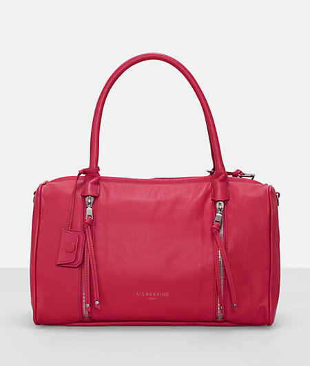 Handbag with zip compartments from liebeskind