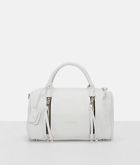 Handbag with zip details from liebeskind
