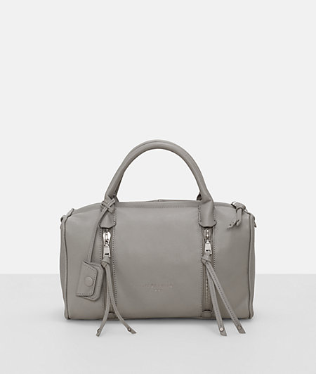 Handbag with zip details from liebeskind