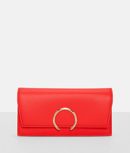 Purse with a ring fastening from liebeskind