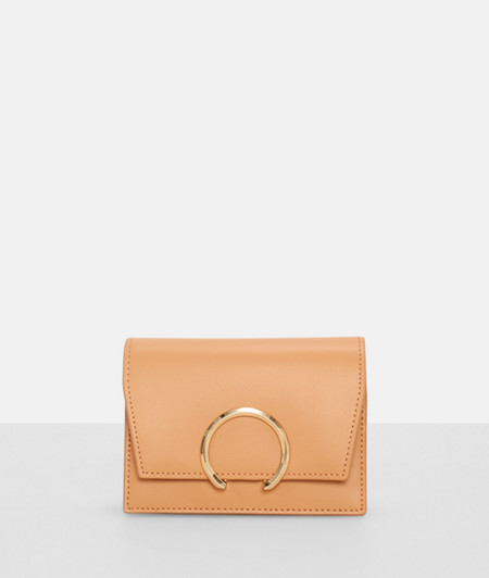 Purse with a golden detail from liebeskind