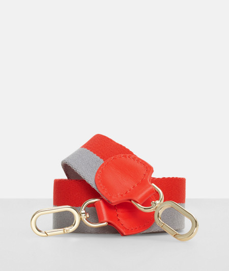 Two-tone shoulder strap from liebeskind