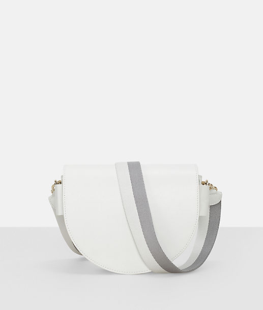 Handbag with a detachable belt strap from liebeskind