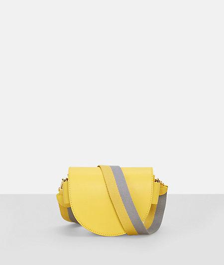 Handbag with a belt strap from liebeskind