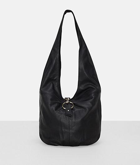 Shoulder bag with elegant hardware from liebeskind