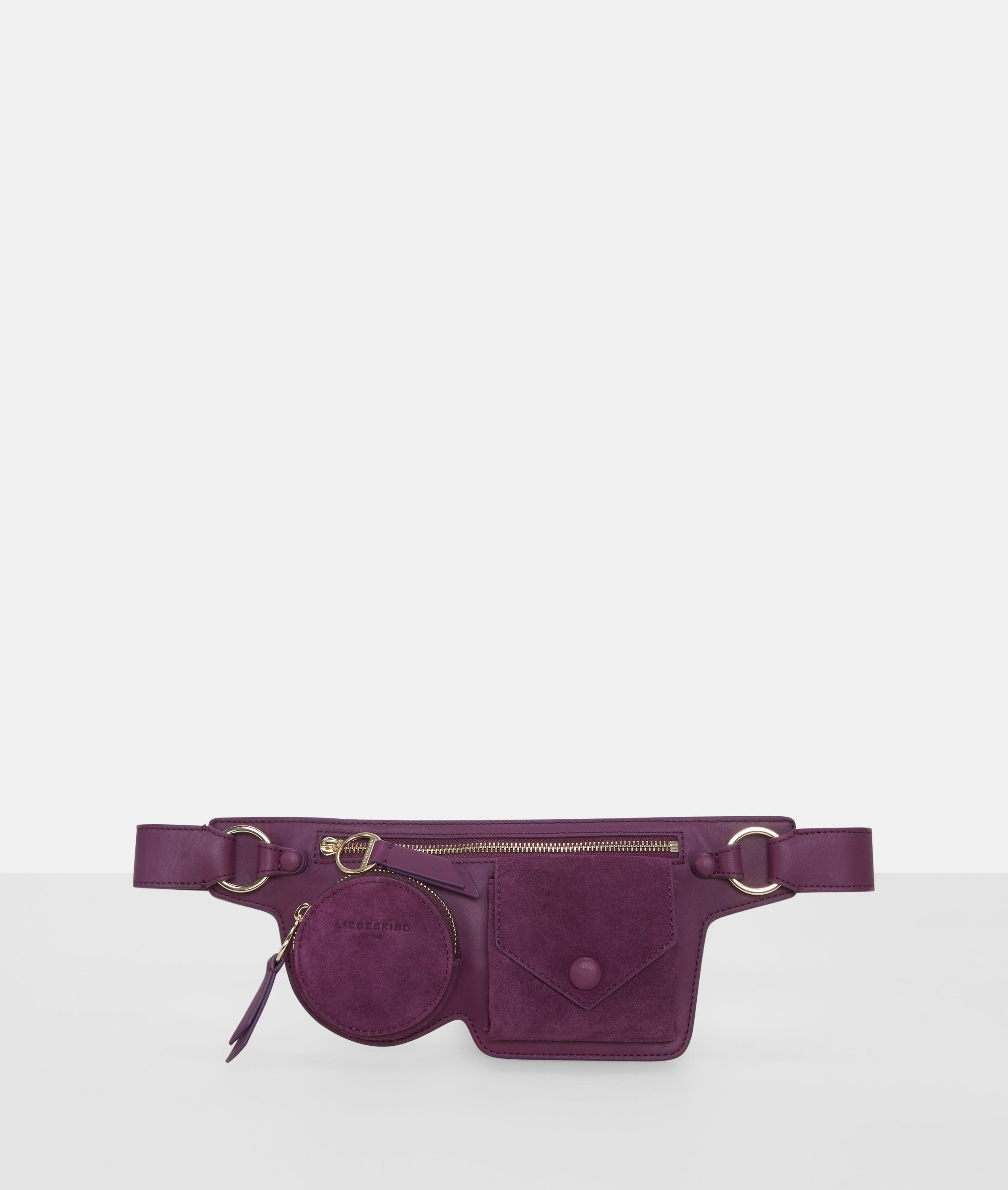 liebeskind berlin - Gürteltasche mit Fronttaschen, Pink
