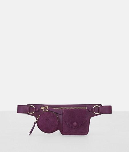Gürteltasche mit Fronttaschen