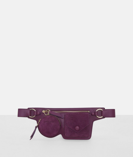 Belt bag with front pockets from liebeskind