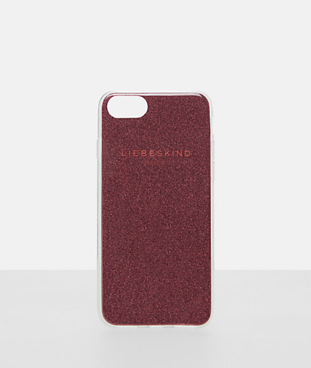 Mobile phone case for the iPhone 7 from liebeskind