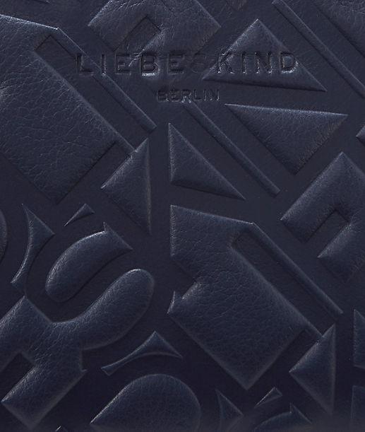 Portemonnaie mit Logoprägung