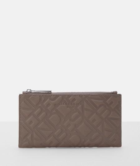 Portemonnaie mit Druckknöpfen