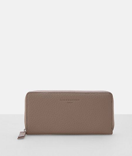 Cowhide leather purse from liebeskind