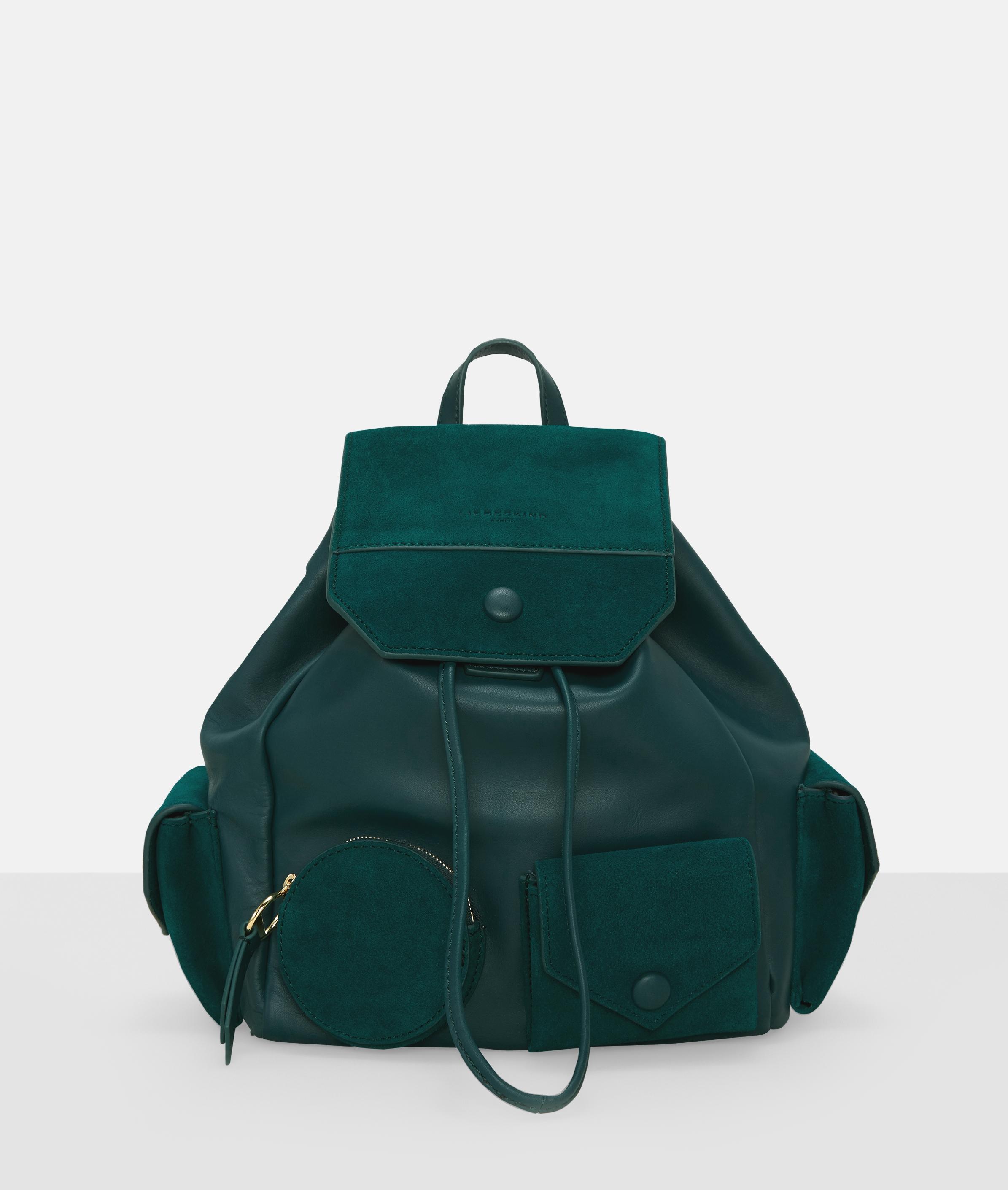 Berlin Tasche Casual Pocket Backpack M, Grün