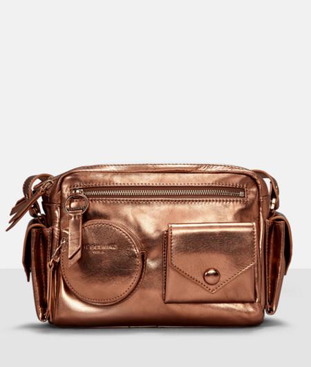 Crossbody Bag mit Front- und Seitentaschen