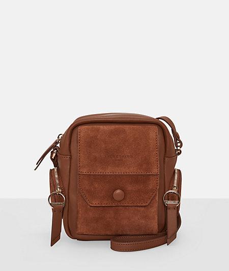 Crossbody-Bag mit Front- und Seitentaschen