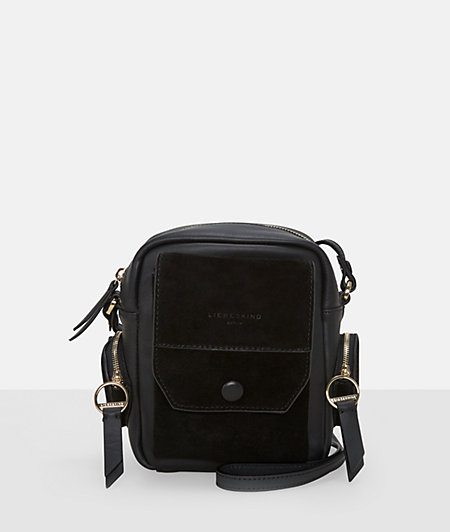 Cross-body bag with front and side pockets from liebeskind