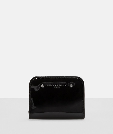 Portemonnaie in Glanz-Optik