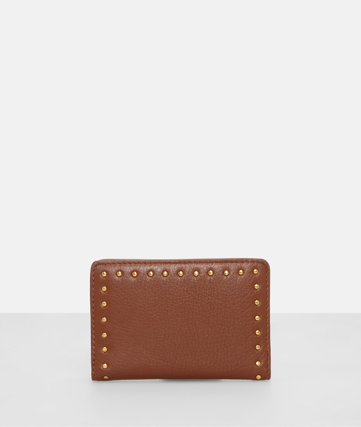 Card holder with a stud trim from liebeskind