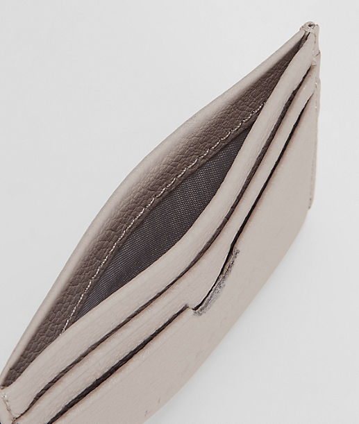Kartenetui aus Leder