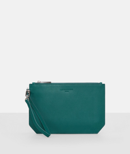 Make-up bag with a handle from liebeskind