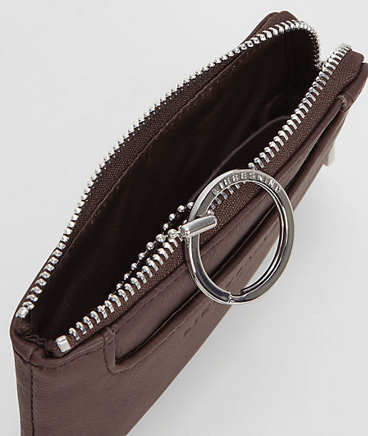 Key pouch with a zip from liebeskind