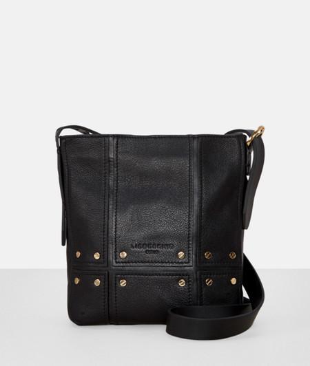 Patchwork shoulder bag from liebeskind
