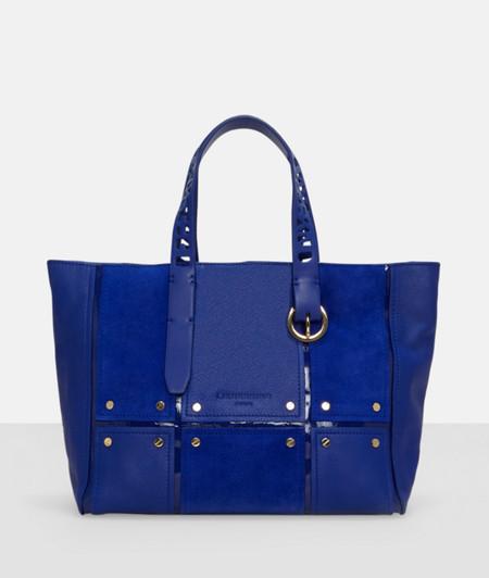 Patchwork handbag from liebeskind
