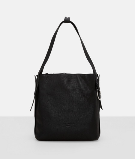 Handtasche mit Ringdetail