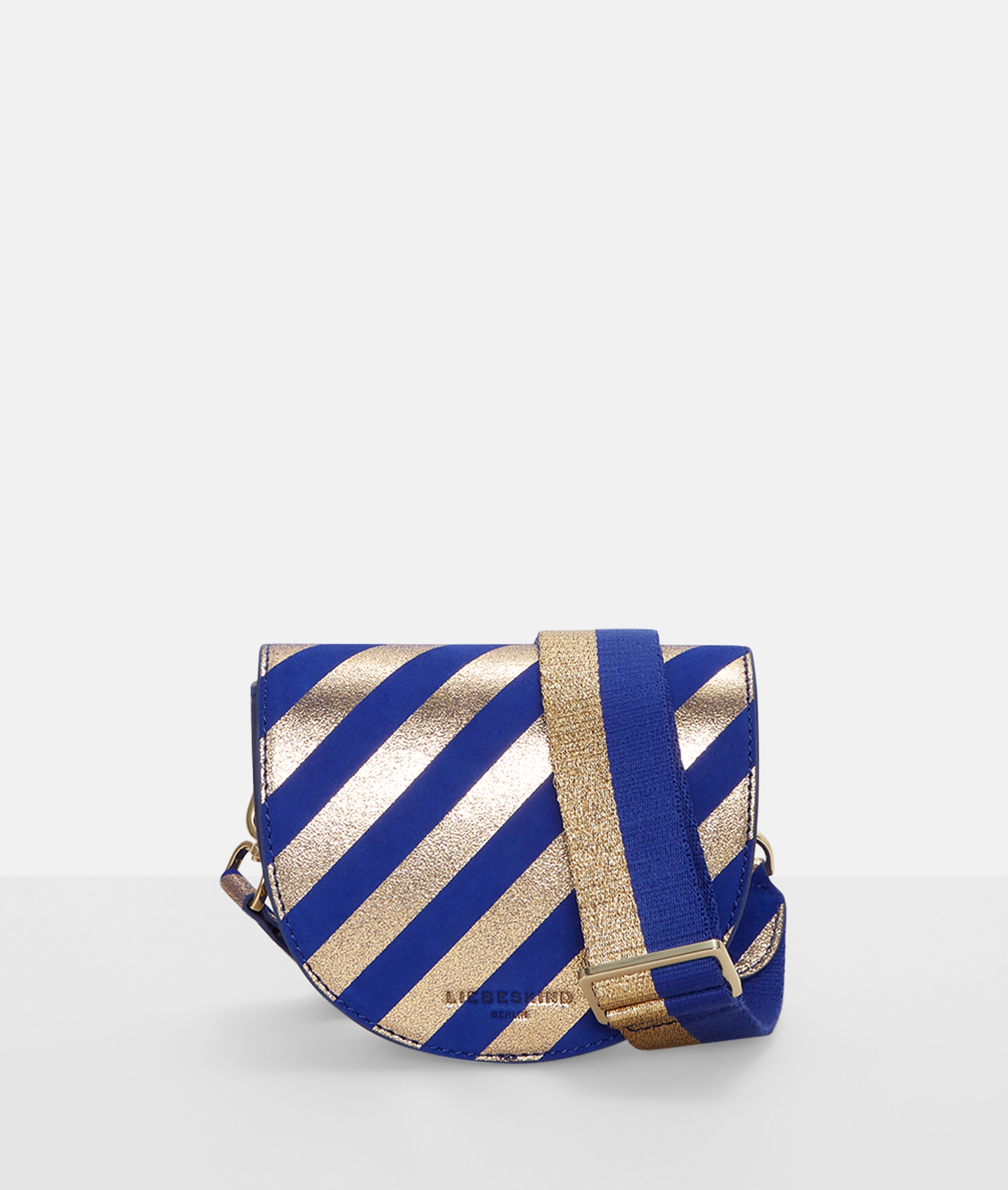 liebeskind berlin - Tasche MixeDbag Stripe Belt Bag, Blau
