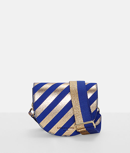 Belt bag with gold stripes from liebeskind